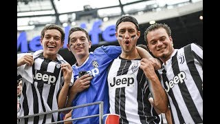 Juventus Invaders | It's a party in USA!