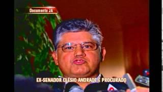 Ex-senador do PMDB de Minas, Cl�sio Andrade � alvo de opera��o policial