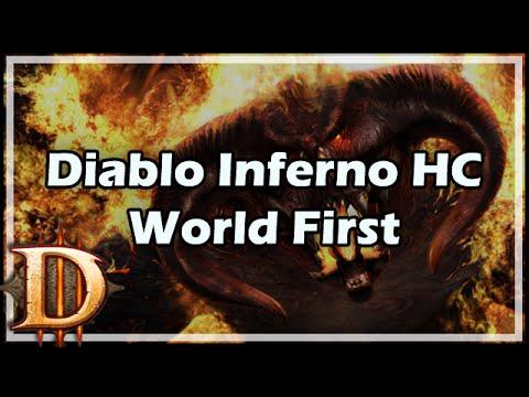 Канадцы первыми в мире прошли Diablo III на уровне Inferno в режиме Hardcore