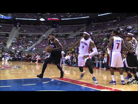 DeMarcus Cousins Drops the Hammer on Andre Drummond