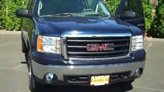 2007 GMC Sierra 1500 Extended Cab Short Bed SLE Z71 V1936 - Enumclaw, Auburn, Bonney Lake videos