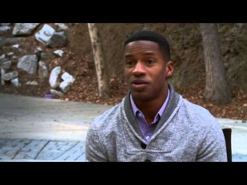 Beyond The Lights Interview - Nate Parker (2014) - Gugu Mbatha Raw Drama HD