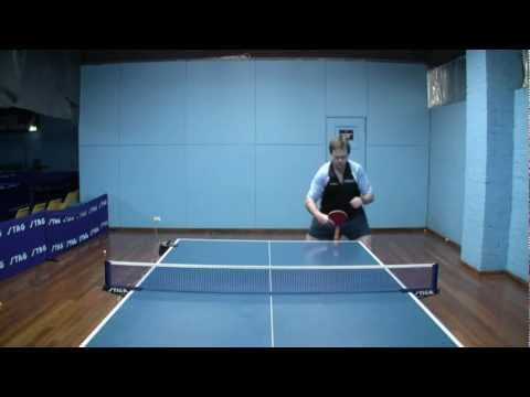 How to Win at Table Tennis - the Backhand Block
