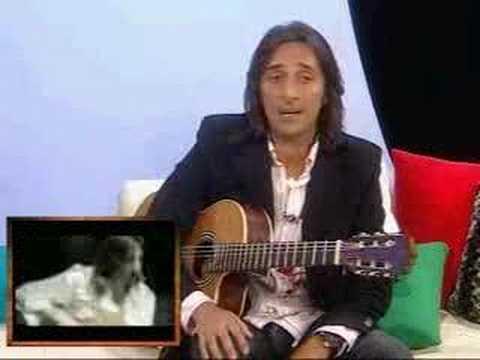 Antonio Carmona en infraganti