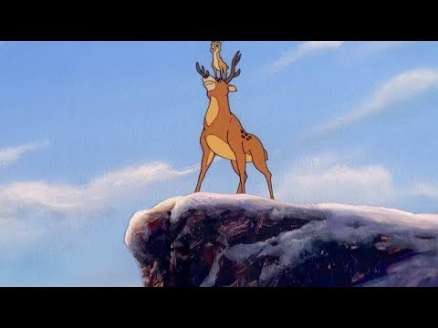 Leví Kráľ Simba - 50 - Bambi otcom