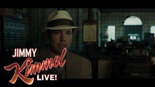 Ben Affleck on Making a Gangster Movie