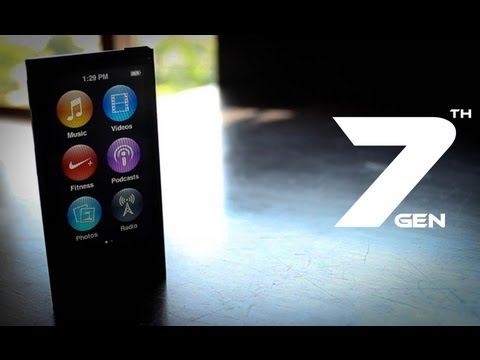ipod nano 7th generation (Review) -YaceTr3dJ7U