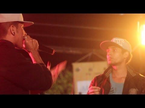 Duelo de MCs - Inti vs Vinição :: Festival de Inverno UFMG - Batevolta - 27/07/13