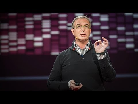 Stephen Friend: The hunt for ''unexpected genetic heroes''