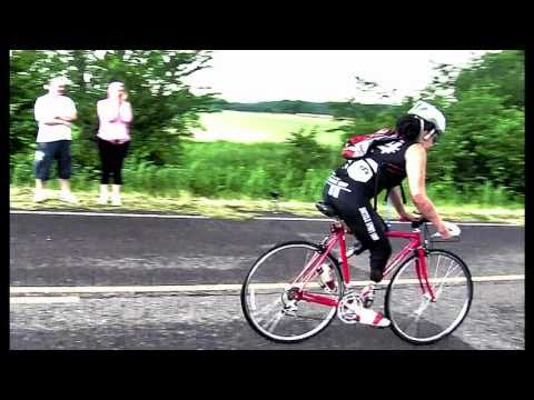 Endeavor Games 2011  Cycling Time Trials Team OPT Gold Medalist Jamie Schanbaum