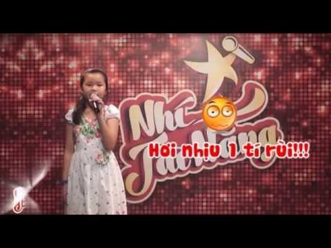 Nhí Tài Năng - Trần Duyên Mai Anh dẫn chương trình
