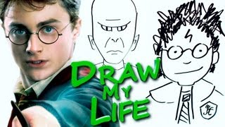 DRAW MY LIFE Harry Potter