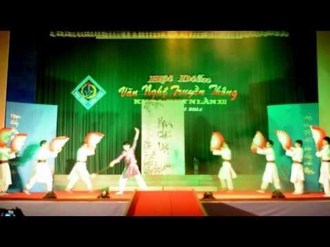 [Múa] Nét Việt - Khối ngành Tin học ứng dụng