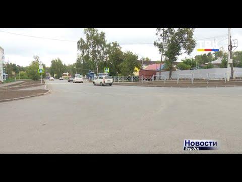Не только качественные, но и безопасные. В п.Новый Бердска отремонтировали дороги пяти улиц