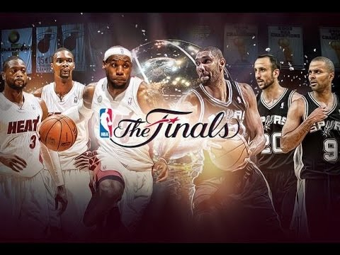 Heat vs  Spurs Nba Finals 2014 Epic Rematch Lebron vs Duncan !! Prediction
