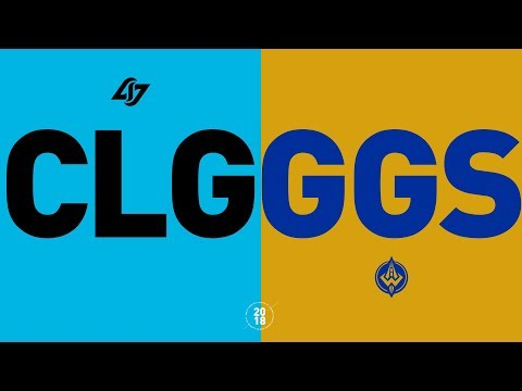 CLG vs. GGS - NA LCS Week 9 Match Highlights (Summer 2018)