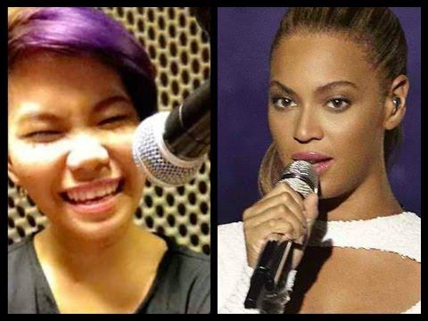 "Katrina Velarde ""Miss Suklay"" sings Beyoncé Hits! Phim ..."