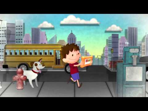 nabi Jr. Tablet Commercial, Featuring Nick Jr. Edition - YouTube