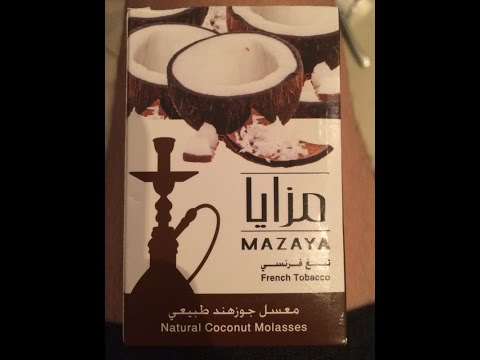 [REVIEW] Mazaya - Coconut