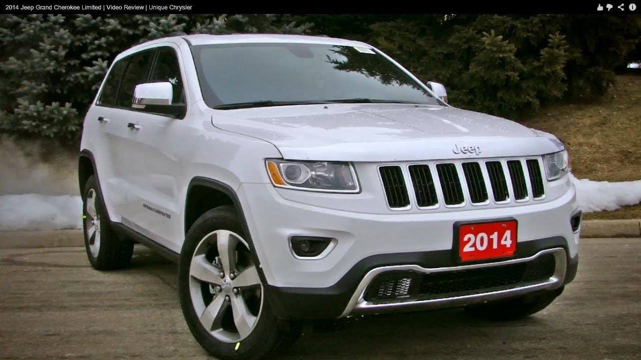 to lay off 500 in 2014 jeep grand cherokee review youtube. Cars Review. Best American Auto & Cars Review
