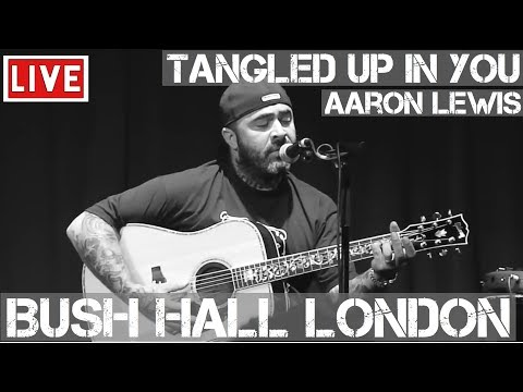 Aaron Lewis - Tangled Up In You (Live & Acoustic) @ Bush Hall, London 2011