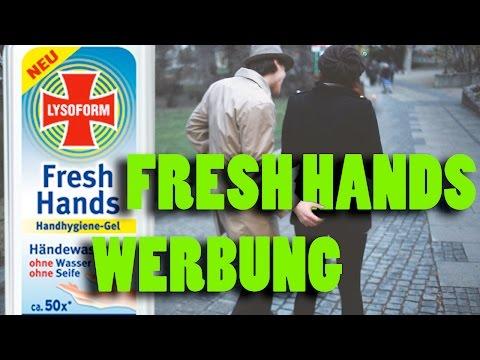 Fresh Hands Werbung (Parodie) -