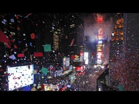 New Year's Eve 2014 | Past to Present: Times Square New Year's Eve