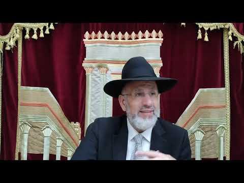 Une Torah ancienne vécue dans des temps modernes. Léïlouy nichmat Isaac ben Rahel zal