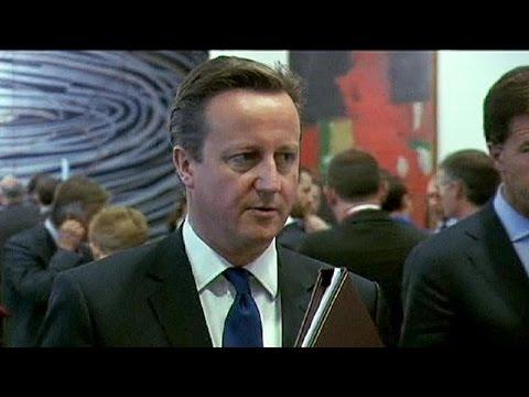UK government gets eurosceptic makeover