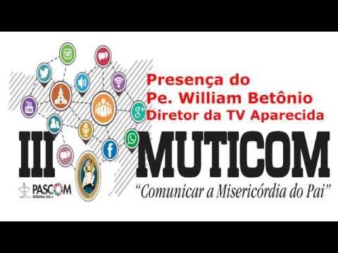 Convite III MUTICOM - Dom Inácio