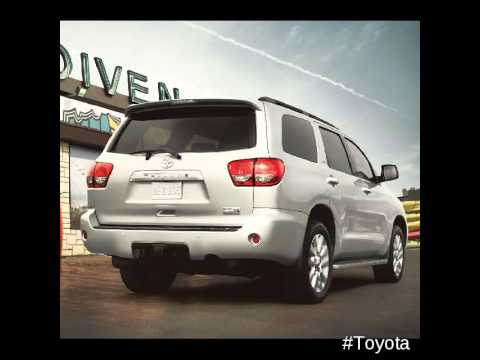 2014 Toyota Sequoia at Toyota of Plano Proud to Serve Dallas/Fort Worth Metroplex, TX!