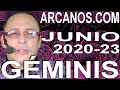 Video Horóscopo Semanal GÉMINIS  del 31 Mayo al 6 Junio 2020 (Semana 2020-23) (Lectura del Tarot)