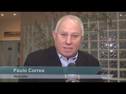 04/02/2019 - Entrevista Vale TV: Construção de poços artesianos e reservatórios novos loteamentos