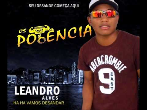 Cd Equipe Os Potencia + Dj Leandro Alves Faixa 01