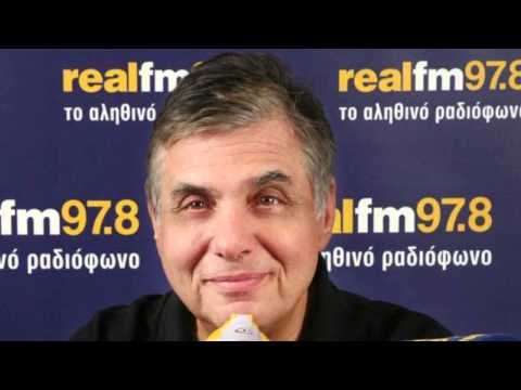 RealFm 97.8 Γιώργος Τράγκας 24.9.2014