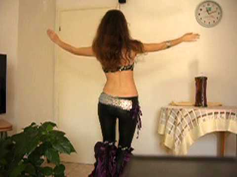 Baed Anak - my belly dance improvisation :)
