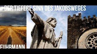 Buchvorstellung Jakobsweg - Folge Deinem Schatten und Du gehst ins Licht - Jörg Fuhrmann