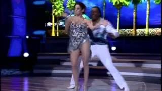 Barbara Paz & Maurício Verssel - Salsa [Dança dos Famosos] (013) view on youtube.com tube online.