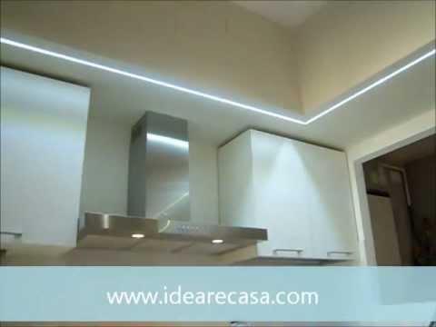 Illuminazione A Led Cucina