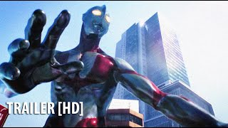 NEW ULTRAMAN TRAILER [HD]