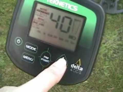 Détecteur de métaux Teknetics Delta4000 (www.teknetics.fr)