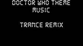 Doctor Who Theme (Trance Remix)