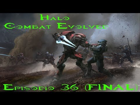 Halo: Combat Evolved Epis. 36 - Lá se foi o Halo (Final)