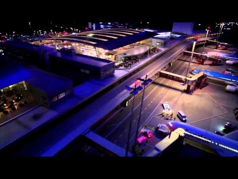 Knuffingen Airport - Mô hình sân bay lớn nhất thế giới p2