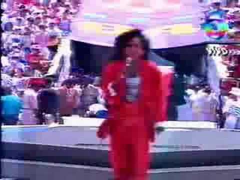 Rede Globo - Abertura da Copa de 1994 - Parte01