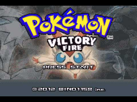 Pokemon Victory Fire (v1.91) - Pokemon Victory Fire - User video