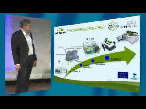 """""""Technology startup funding with EU research projects"""" by Dr. Ismo Kauppinen, CEO Gasera Ltd."""