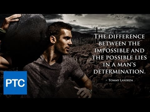 Motivational Sports Poster Tutorial In Photoshop