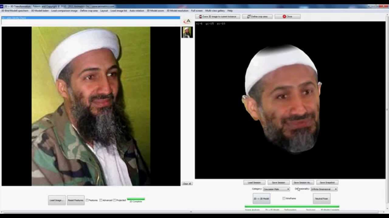 Obama osama face comparison celebrity
