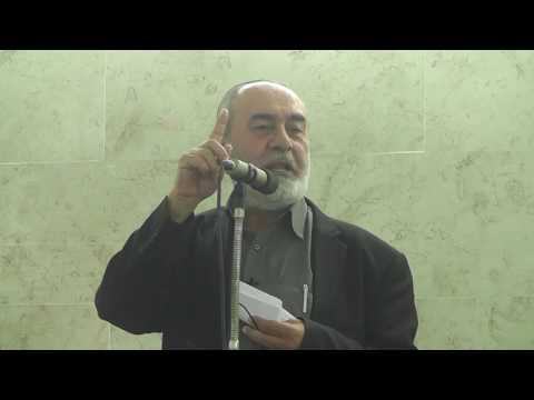 """خطبة الجمعة من مسجد البيان """" الثبات أيَّام الفتن """" للشيخ احمد بدران"""
